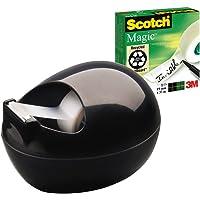 Scotch - BP622 - Dévidoir + 1 rouleau - 19 mm x 7,5 m - Noir