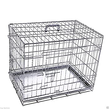 Cage de transport, Silber, XL
