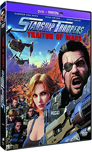 Starship Troopers : Traitor of Mars [Francia] [DVD]
