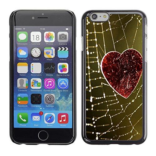 Graphic4You Love Trap Design Harte Hülle Case Tasche Schutzhülle für Apple iPhone 6 / 6S Design #11