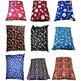 EXTRA-LARGE Dog Bed Pillow Covers- 56