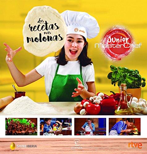 Las recetas más molonas de Masterchef Junior por CR TVE