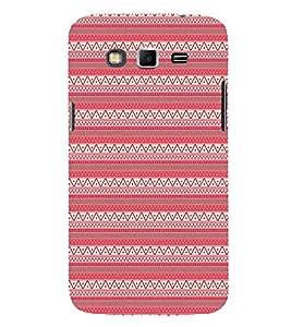 EPICCASE ethnic pattern Mobile Back Case Cover For Samsung Galaxy Grand 2 (Designer Case)