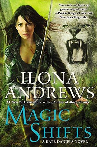 Magic Shifts Cover Image