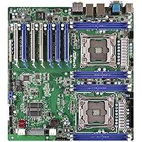 Asrock Mainboards Intel C612 LGA 2011-v3 SSI EEB placa base para - Servidor (SSI EEB, Intel, LGA 2011-v3, DDR4-SDRAM, 1600,1866,2133 MHz, Cuadrángulo)