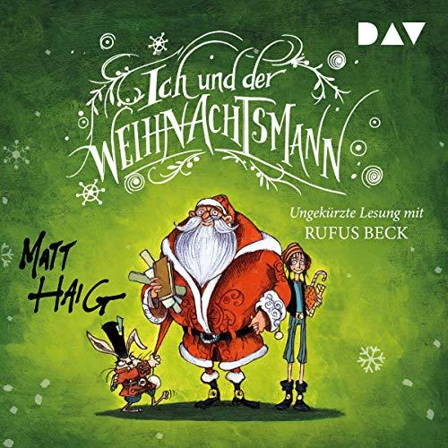 Buchseite und Rezensionen zu 'Ich und der Weihnachtsmann' von Matt Haig