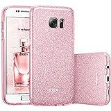 Funda Samsung Galaxy S7, ESR Cárcasa Resistente Llamativa [Protección a la Pantalla][Ajuste Perfecto] Estilo de Moda para Samsung Galaxy S7 -Oro Rosa