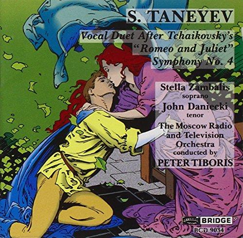 Symphonie N 4 Op 12 En Ut Mineur - Duo D'Apres 'Romeo & Juliette'