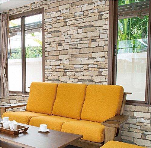 natural-stacked-stone-brick-pattern-vinyl-contact-paper-self-adhesive-peel-stick-wallpaper