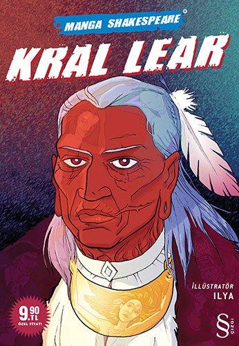 Kral Lear Manga Shakespeare
