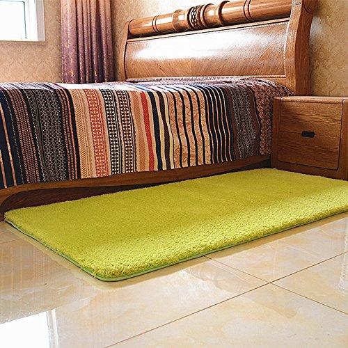 Preisvergleich Produktbild HOOM-Verdickte Bett decke Küche Bad mit Wasser absorbierenden Anti-Rutsch-Matte, 100 x 200 cm, EIN
