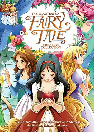 The Illustrated Fairytale Princess Collection (Manga Illustrated Classics) por Shiei