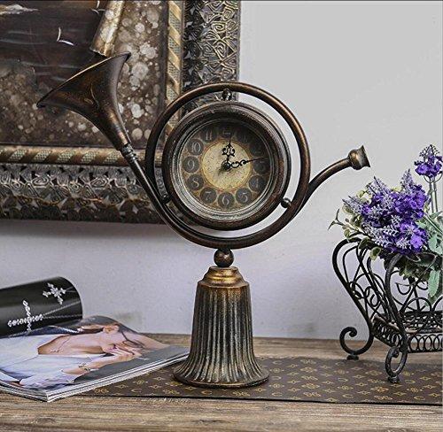 ld-stile-europeo-casa-bar-clock-retro-metallo-di-modo-orologio-al-quarzo