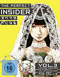 The Perfect Insider Vol. 3  (+ Sammelschuber) [Blu-ray] [Limited Edition]