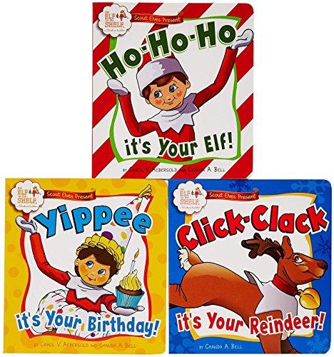 Elf auf dem Regal Scout Geschenk: Hurra, es ist Ihre erste Regal Bibliothek - Bibliothek Regale