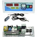 xcluma XM-18E XM18 Automatic Egg Incubator Controller Thermostat Temperature Humidity Incubator Sensor Six Incubation Modes