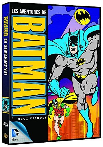Aventures de Batman (les) - 2 DVD [Edizione: Francia]