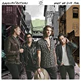 Songtexte von American Authors - What We Live For