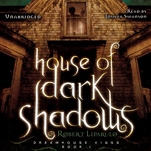 House of Dark Shadows  Audiolibri