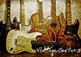 Vintage Guitars (Wandkalender 2014 DIN A3 quer): Gitarren im Vintage-Look (Monatskalender, 14 Seiten)