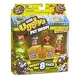 The Ugglys Pet Shop – Blister de 8 Animaux Dégueulasses ...