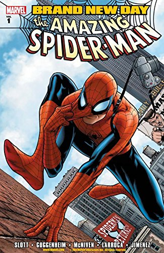 Superheld Spiderman (Spider-Man Vol. 1: Brand New)