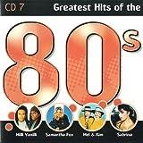Great Hits / Eighties Vol. 7 (CD Compilation, Diverse Interpreten, 15 Titel)