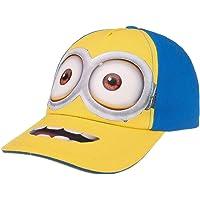 Cappellishop Cappellino da Bambino Minions Baseball cap Cotton