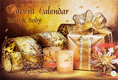 Adventskalender Kosmetik für Sie - Damen Wellness Weihnachtskalender mit 24 Überraschungen für...