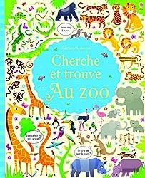 Au zoo - Cherche et trouve