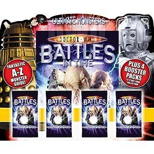 GE Fabbri Doctor Who: Batallas En Tiempo-La última Monstruos Especial
