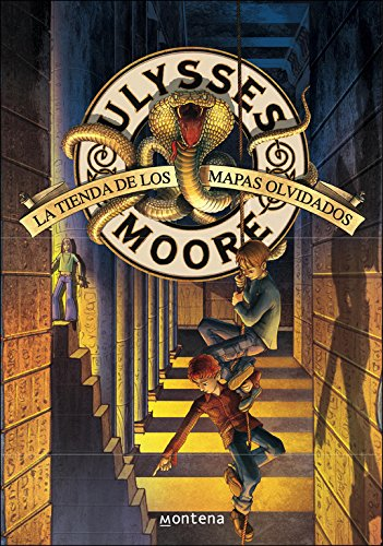 La Tienda de los Mapas Olvidados (Serie Ulysses Moore 2) por Ulysses Moore