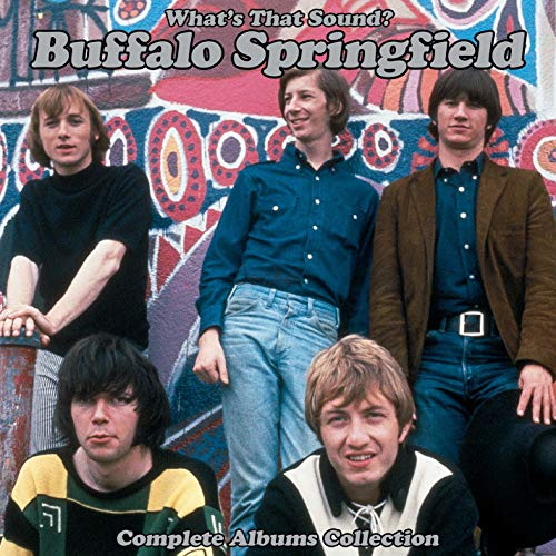 What'S That Sound? (Complete Albums Collection) [Vinyl LP] - Springfield Vinyl