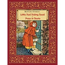 Bedtime Stories: Little Red Riding Hood & Puss in Boots (Ino Editions)