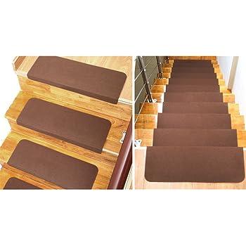 Sundlight Stair Treads Mats 20x70cm Anti Slip Rugs Runner