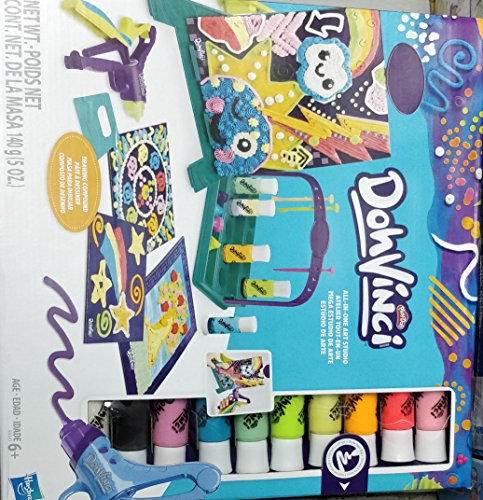 Play-Doh Dohvinci All in One Art Studio Set