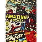 """Marvel A7 SR71619 Comics """"Retro"""" Notebook"""