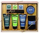 Technic da toeletta borsa da viaggio all in one viaggio cosmetici organizer Toiletries kit cassetto per uomini immagine