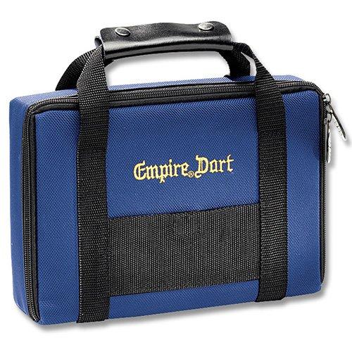 Dart-Koffer Empire® Professional blau