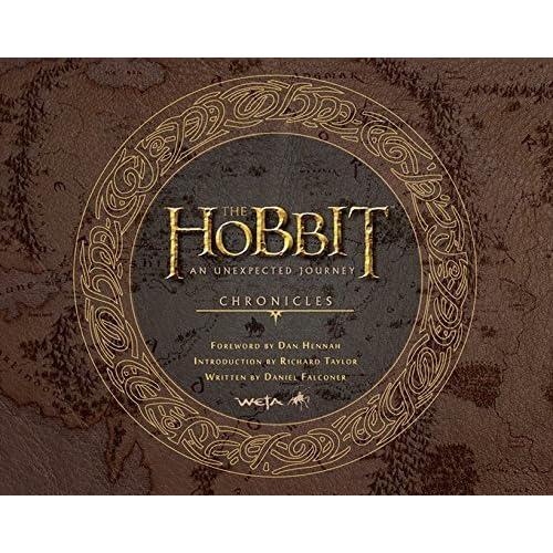 Chronicles: Art & Design (The Hobbit: An Unexpected Journey) by Daniel Falconer;Weta(2012-12-14)