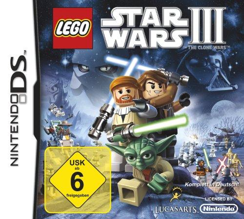 Lego Star Wars III: The Clone Wars (Wars Spiel Star Lego Ds)