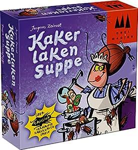 Drei Magier Spiele 40843 - Kakerlakensuppe