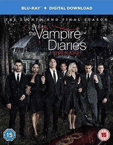 Vampire Diaries S8 [Edizione: Regno Unito] [Blu-ray] [Import italien]