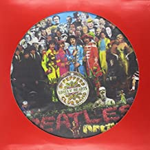 Sgt. Pepper's Lonely Hearts Club Band (Pic Disc) [VINYL]