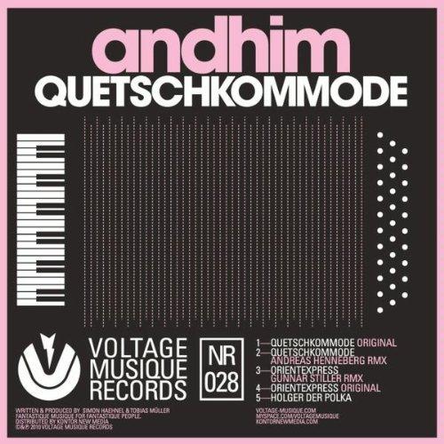 Quetschkommode (Original Mix)
