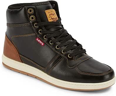 Levi's Mens Stanton brunito BT moda Hightop Sneaker scarpa