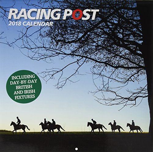 Racing Post Wall Calendar 2018