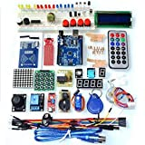 Wildlead RFID Learning Starter Kit für Arduino UNO R3 Upgraded Version Learning Suite