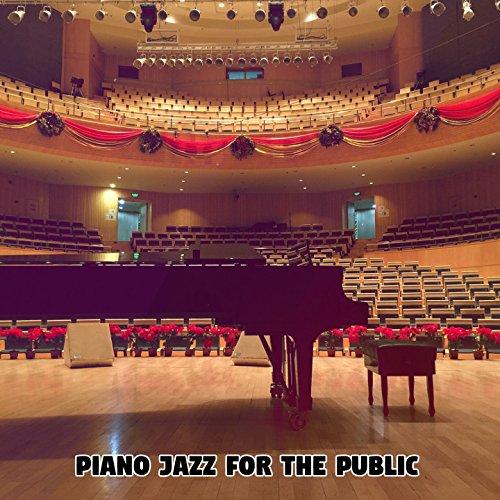 Piano Jazz For The Public Studio Nova Cafe