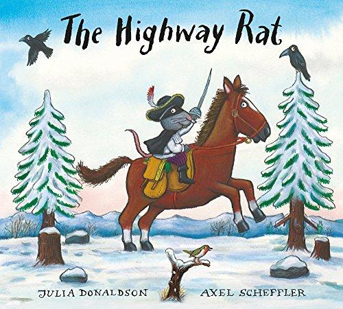 The Highway Rat Christmas BB
